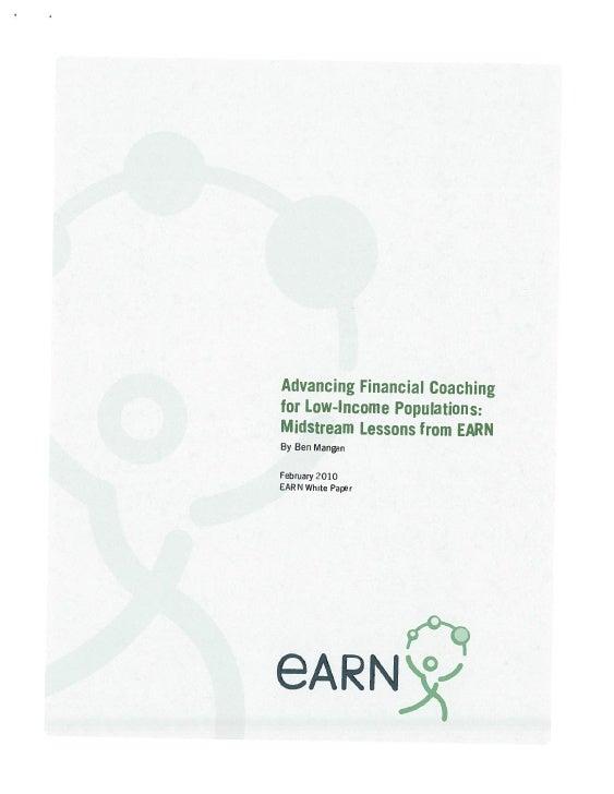 Earn White Paper 2010
