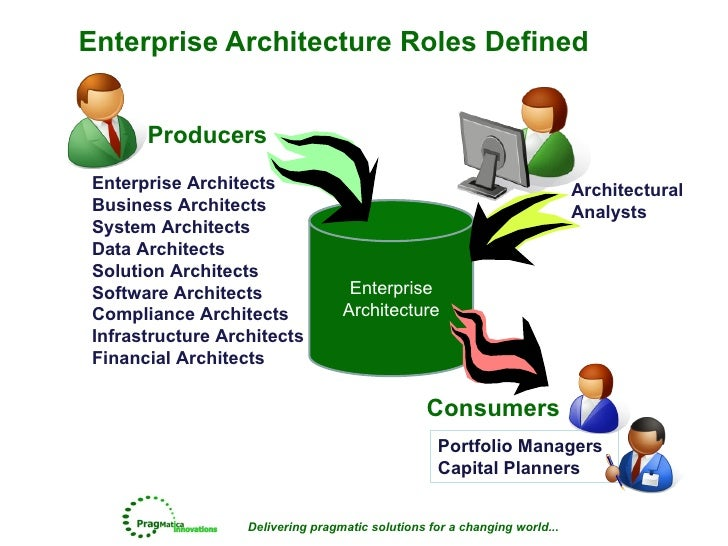 enterprise architecture roles and competencies v9