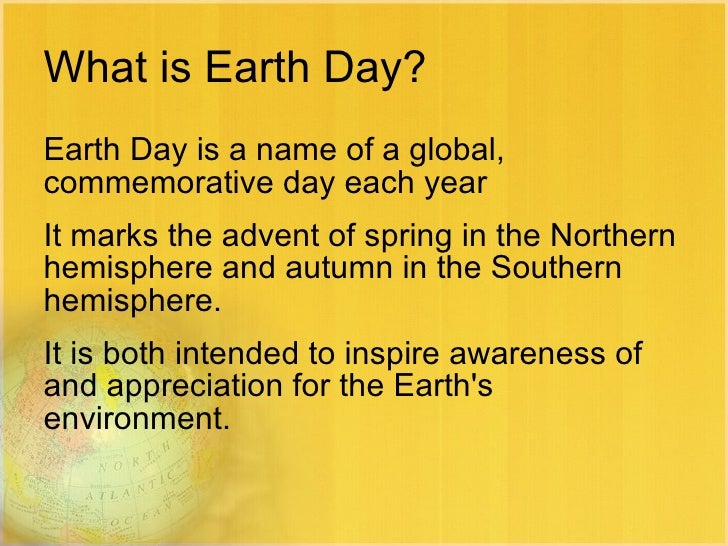 Free earth day powerpoint presentation template free earth day powerpoint presentation template 1 earth day 2 toneelgroepblik Image collections