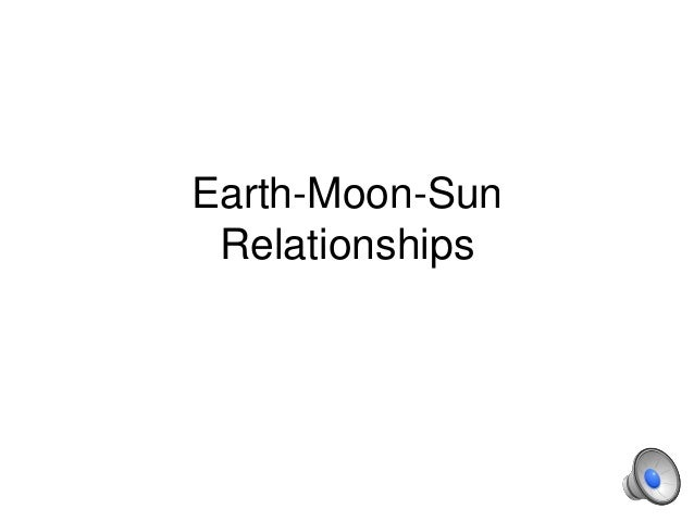 Earth-Moon-Sun Relationships