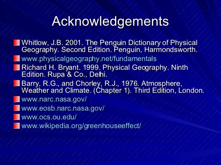 penguin dictionary of physical geography pdf