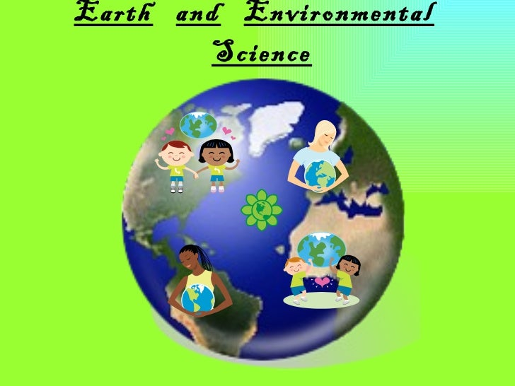 Earth   and   Environmental   Science