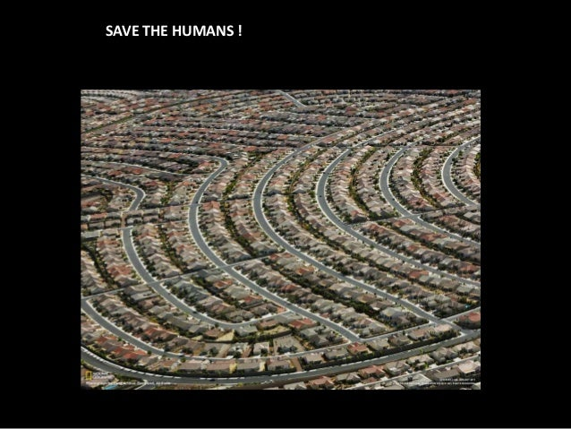 SAVE THE HUMANS !