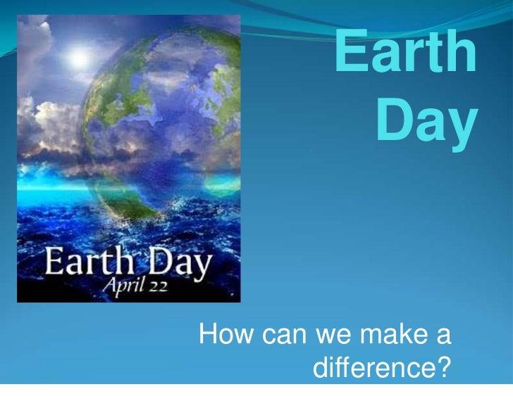 Earth day2