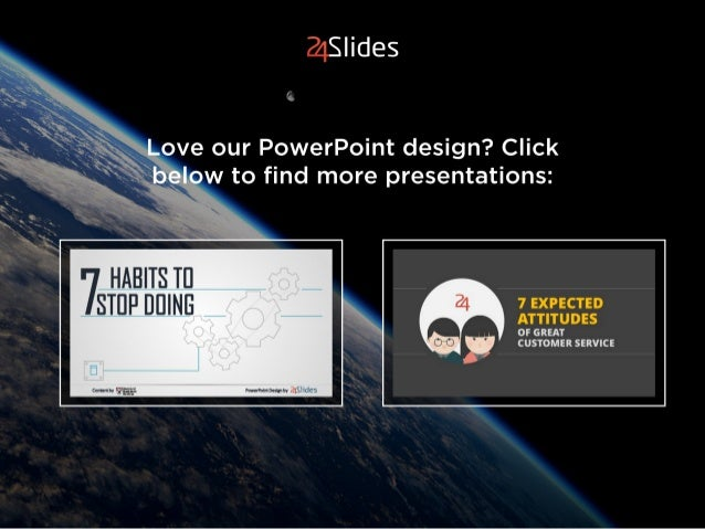 2.§Slides  Love our PowerPoint design?  Click 'below to find more presentations:   T 7EXPECTED l ATTITUDES  2 ' or GREAT C...