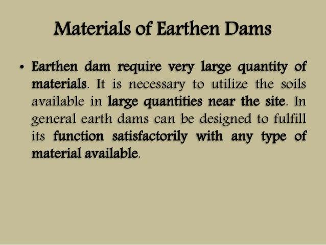 Earthen Dams Pitching Mechanics Analysis