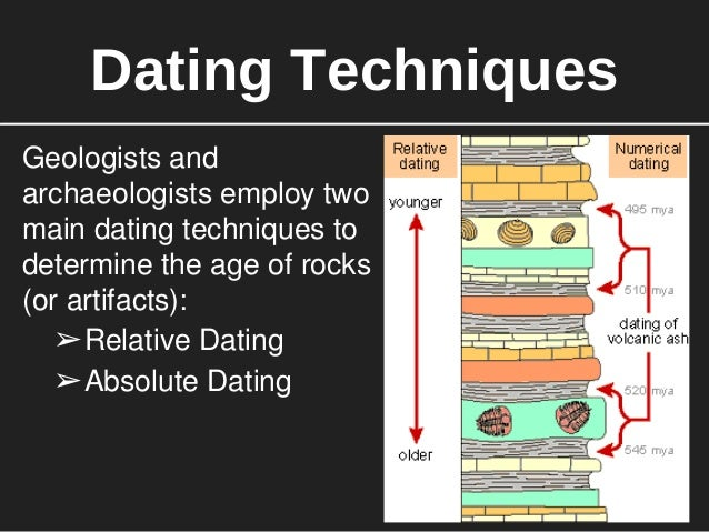 earth dating techniques nancy and jonathan hookup
