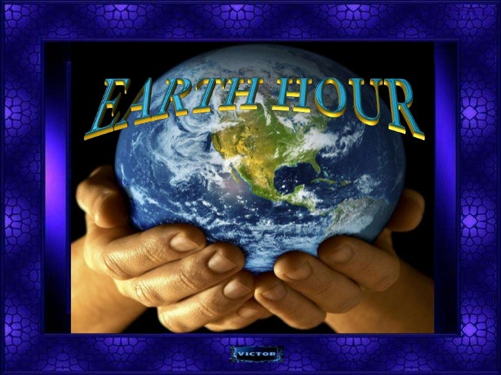 EARTH HOUR<br />