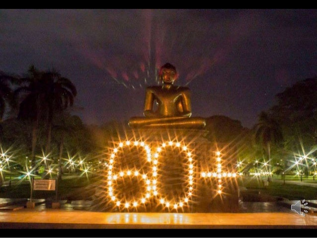 Earth Hour 2014 Around the World