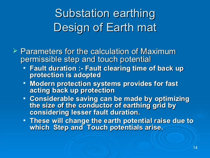 Earthing Concepts