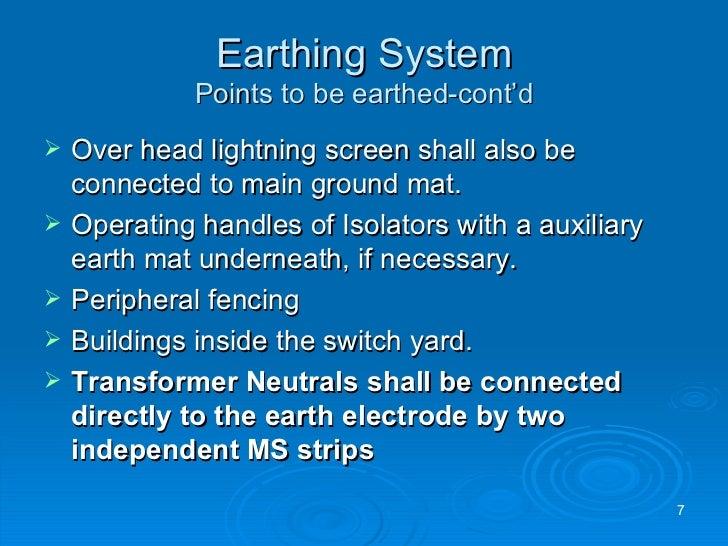 Auxiliary Earth