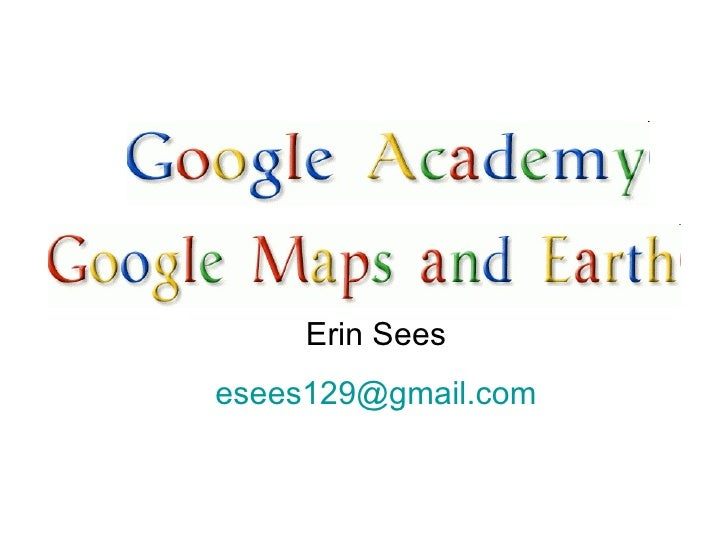 Erin Sees [email_address]