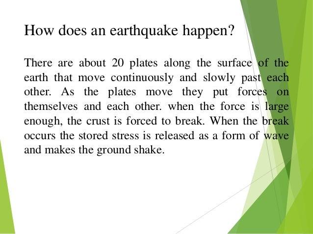 Earthquake in Bangladesh