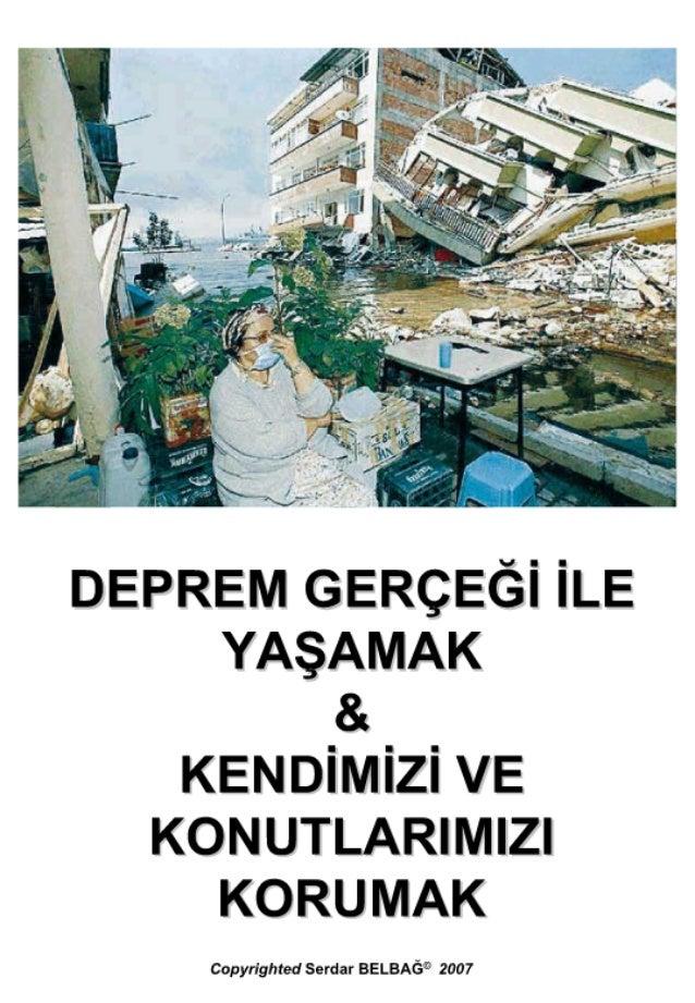 Earthquake Protection hand Book (Deprem Güvenliği El Kitabı)