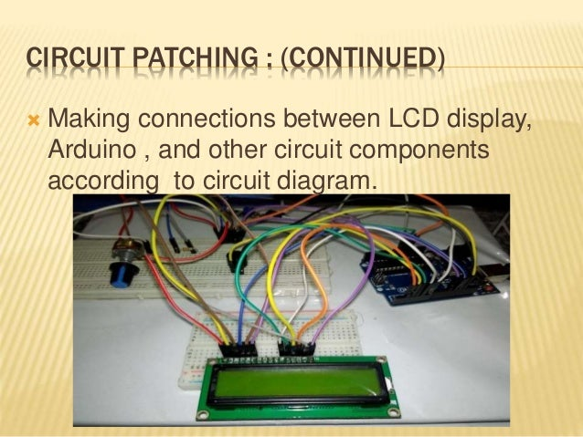 Earthquake Detector Circuit Diagram | Earthquake Detector Using Arduino With Display
