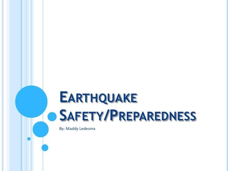 Earthquake powerpoint earthquake powerpoint earthquake safetypreparednessbr by maddy toneelgroepblik Choice Image