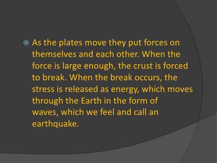 PPT Earthquakes PowerPoint presentation