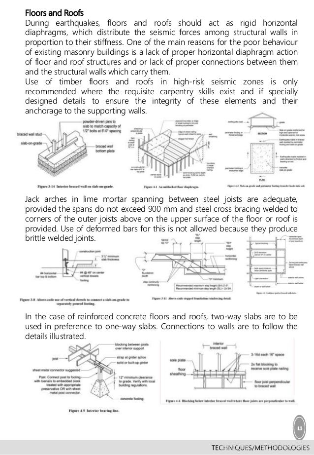 Guidelines for Earthquake Resistant Design