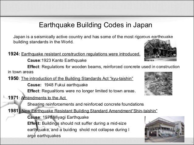 earthquake amount of resistance putting together essay