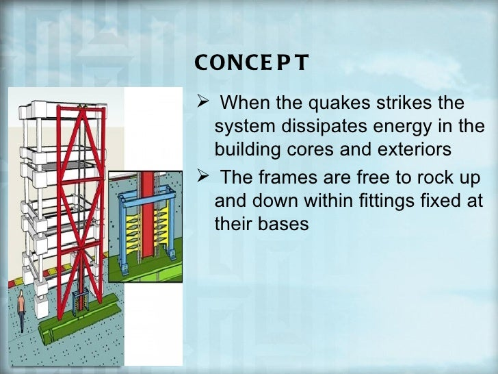 Earthquake resistant structure