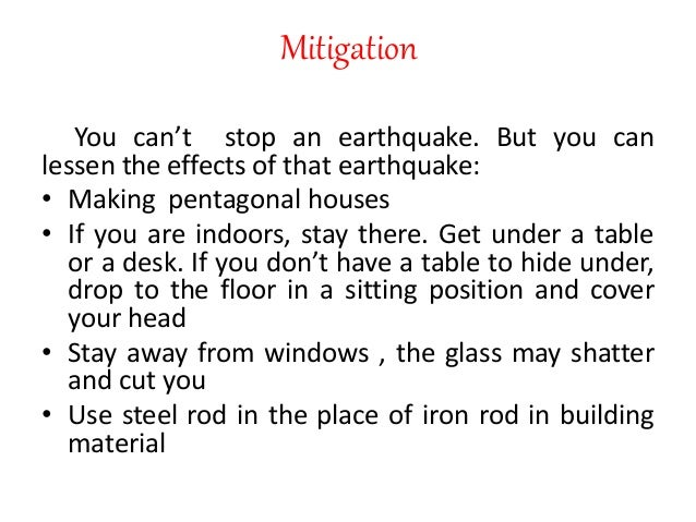 The earthquake cause more damage and kill people include deformation of ground surface ,damage and destruction of human st...