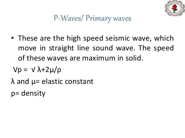P-Waves