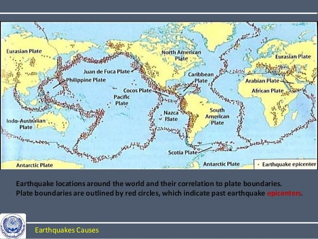 Earthquakes earthquake locations around the world gumiabroncs Choice Image