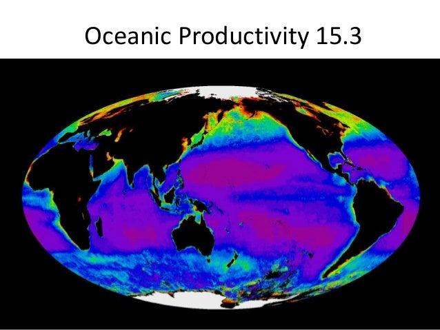 Oceanic Productivity 15.3
