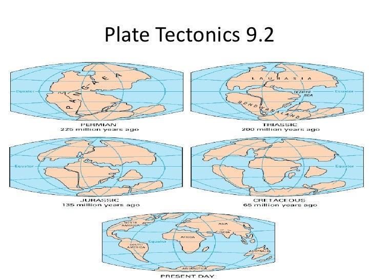 Plate Tectonics 9.2<br />
