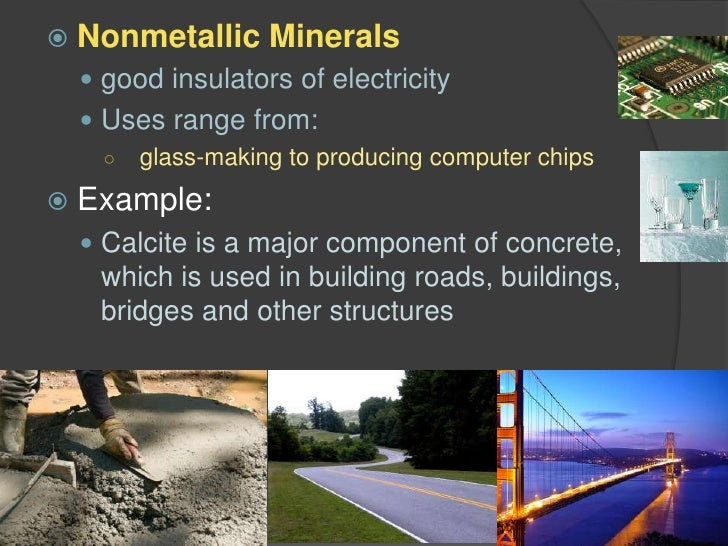 Earth Science 1 3 Formation Mining And Use Of Minerals