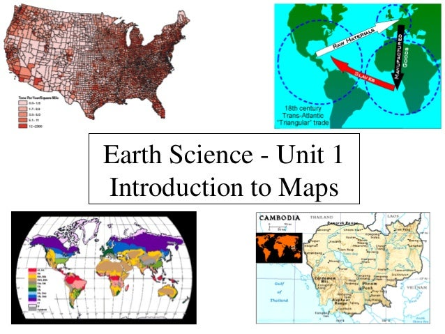 Earth science unit 1 introduction to mapping earth science unit 1 introduction to maps gumiabroncs Images