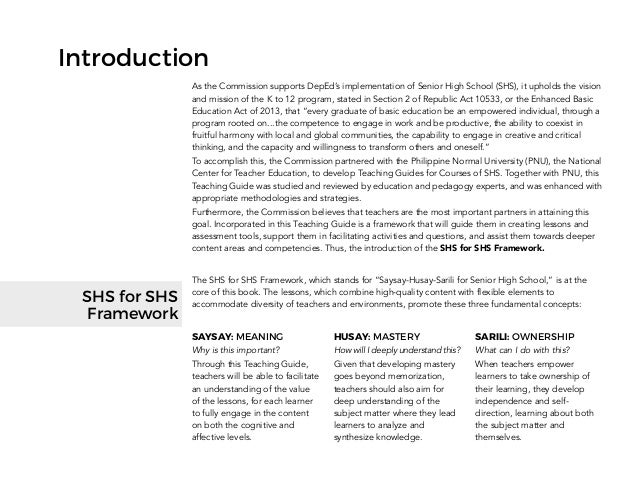 earth science teaching guide  sheffield hallam university