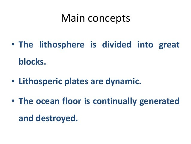 New Concepts in Global Tectonics download