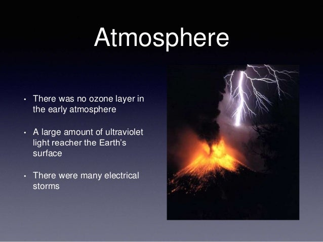 Earth's formation ppt