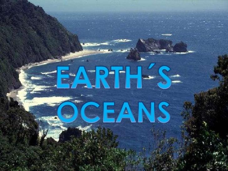 EARTH´S  OCEANS<br />