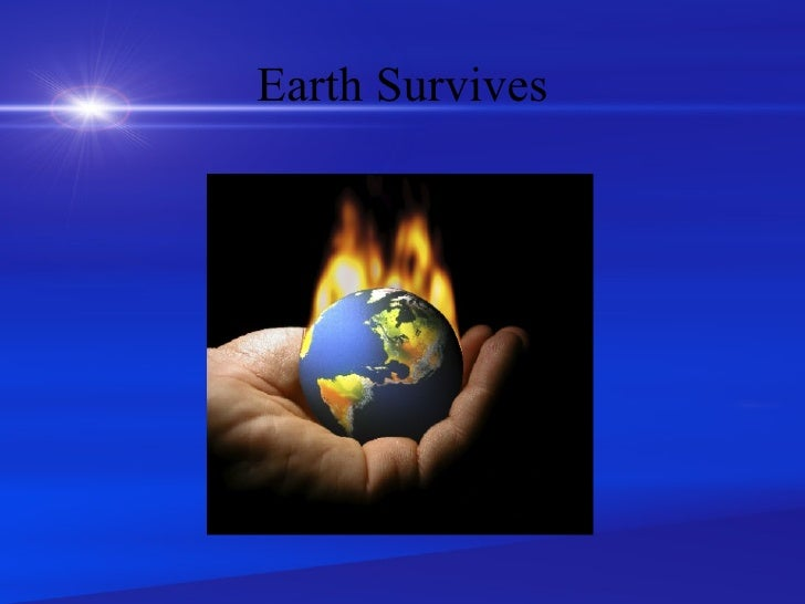 Earth Survives