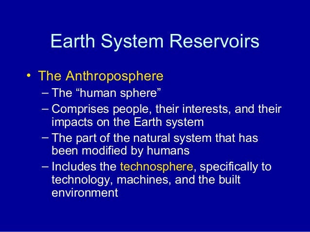 the earth system ch1