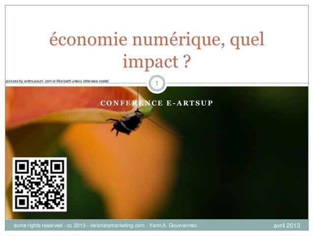 économie numérique, quel                                 impact ?pictures by antimuseum .com or Microsoft unless otherwise...