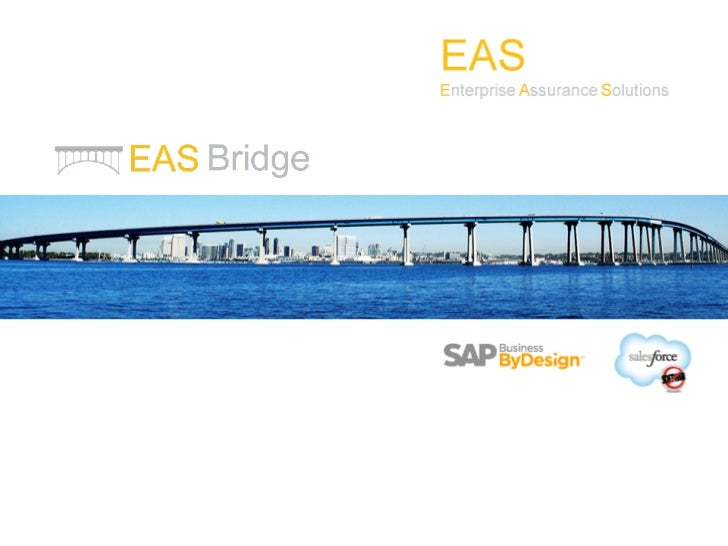 EASEnterprise Assurance Solutions         Company Profile         ! SAP Partner         ! Salesforce.com ISV Partner      ...