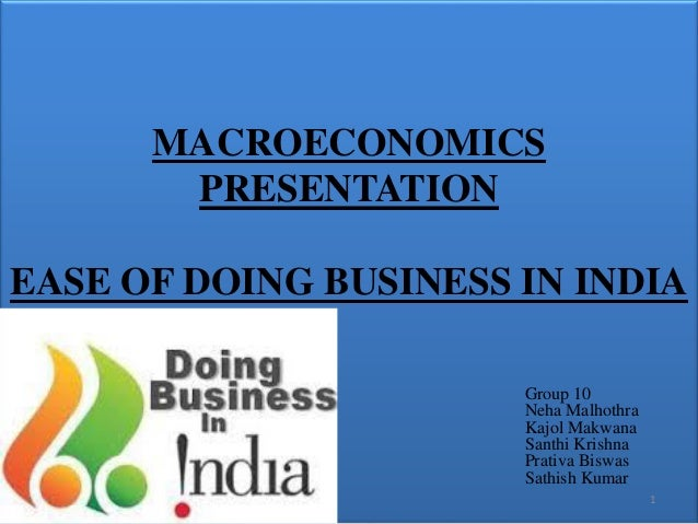 business macroeconomics Macroeconomics is a branch of the economics that studies how the aggregate economy behaves in macroeconomics, a variety of economy-wide phenomena is thoroughly examined such as inflation.