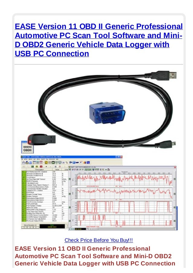 automotive scan tool software