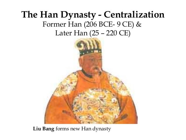 The Roman Empire and the Han Dynasty