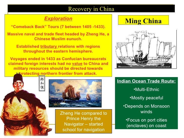 the importance of technology and resources to the voyages of the ming dynasty Course hero has thousands of ming dynasty study resources to help you find ming dynasty course notes, answered questions, and ming dynasty tutors 24/7.