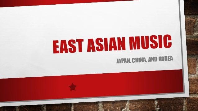 Asian music music