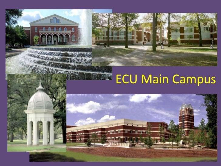 East Carolina University Campus Virtual Tour