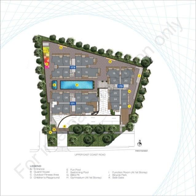 1 Loft Geylang Floor Plan Come Arredare Open Space Cucina