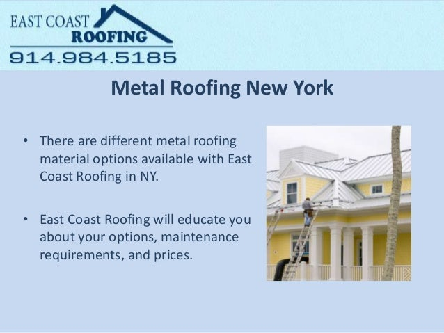 Eastcoast Roofing Roofing Company Westchester Ny