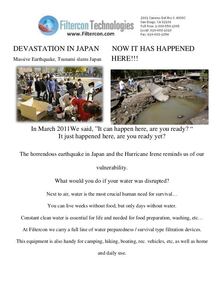 DEVASTATION IN JAPAN                             NOW IT HAS HAPPENEDMassive Earthquake, Tsunami slams Japan          HERE!...