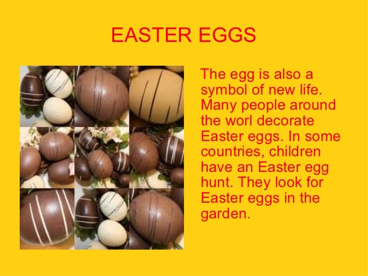Easter project Slide 3