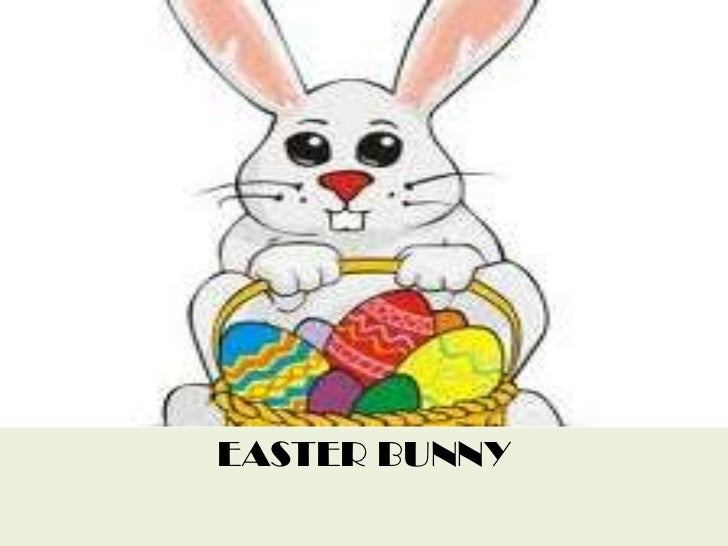 EASTER BUNNY<br />